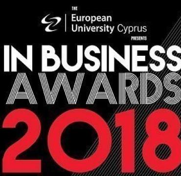 in business awards logo