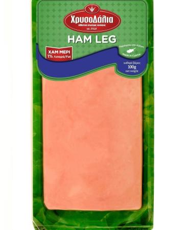 ham leg low fat